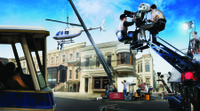 Picture of Universal Studios Hollywood with Transport
