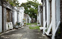 St. Louis Cemetery Number 1 Tour