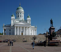 Helsinki Shore Excursion: Audio City Tour