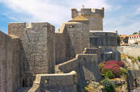 Dubrovnik Ancient City Walls Historical  Walking Tour