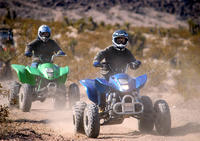 Hidden Valley und Primm Extreme ATV Tour