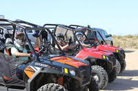 Hidden Valley und Primm Valley Extreme RZR Tour von Las Vegas