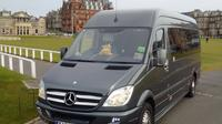 Airport Transfer -  St Andrews Fife to Edinburgh Airport Private Car Transfers