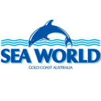 Entrada al parque temático Sea World en la Gold Coast