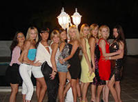 Miami Bachelorette Nightlife Package Picture
