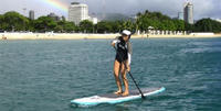 Stand-Up Paddleboard Rental in Miami Beach Picture