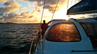 Sunset Cruise in the British Virgin Islands