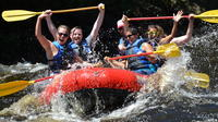 Poconos Weekend Dam Release Whitewater Rafting Adventure