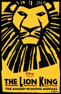 Spectacle Le Roi Lion - Londres -