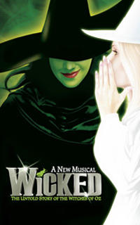 Spectacle Wicked the Musical - Londres -