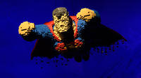 Ticket to Art Of The Brick: DC Super Heroes in London