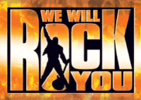 We Will Rock You - Musical