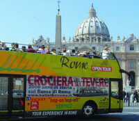 Rome Hop-on Hop-off...