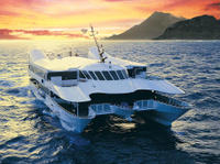 Oahu Sunset Dinner Cruise - Buffet