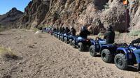 Shooting and ATV Tour from Las Vegas with Optional Doors-Off Helicopter Flight
