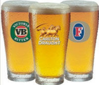 Sports Lovers Tour of Melbourne plus Foster's Australia Brewery