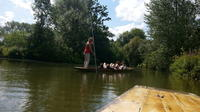 Private Chauffeured Punting Tour on the River Cherwell in Oxford