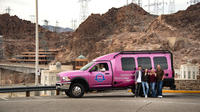 Hoover Dam Small Group by Luxury Tour Trekker AM or PM