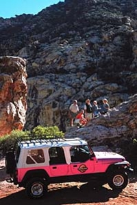 Red Rock Canyon Luxury SUV Tour