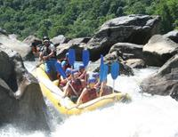 Barron River Half Day White Water Rafting from Cairns