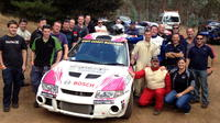 Barossa Rally Car Drive 2 Car Blast 16 Laps and Ride Experience, Nuriootpa Adventure & Extreme Sports