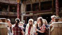 Shakespeare's Globe Theatre Tour with Thames River Cruise in London
