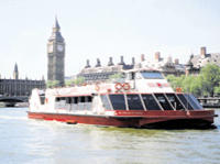 Thames Hop-On Hop-Off River Cruise