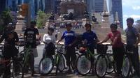 Mexico City Bike and Gastronomy Tour