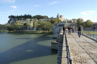 Private Tour: Avignon and Chateauneuf-du-Pape Day Trip from Marseille