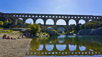 Private Day Trip to Nimes and Pont du Gard from Arles
