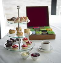 London Thames River Afternoon Tea Cruise with Optional Reserved Window Table and Champagne