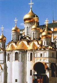 Kremlin Grounds, Cathedrals and Patriarch's Palace Tour