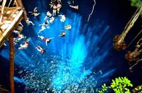 Los 7 Cenotes Private Adventure Tour from Merida