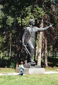 Private Grutas Park Tour - The Park of Soviet Sculptures
