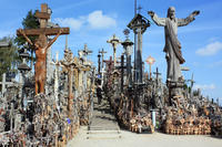 Private Tour to The Hill of Crosses near Siauliai