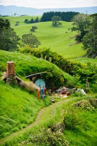 Small-Group Tour: The Lord of the Rings Hobbiton Movie Set Tour from Auckland