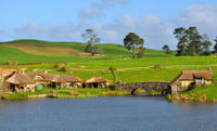 Small-Group Tour: The Lord of the Rings Hobbiton Movie Set Tour from Auckland, Auckland CBD Tours and Sightseeing