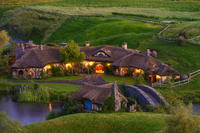 Viator Exclusive: Early Access to The Lord of the Rings Hobbiton Movie Set, Auckland CBD Family Attractions