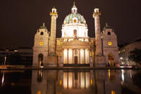 Vienna Evening Sightseeing Cruise with Dinner