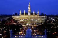 Vienna Evening Tour including Danube Tower Visit