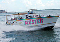 Bayside Blaster Cruise in Biscayne Bay Picture
