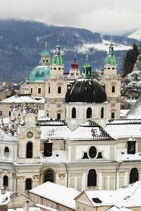 3-Night Salzburg Winter Package with City Highlights Tour