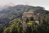 Hohenwerfen Fortress Day Trip from Salzburg including Falconry Show