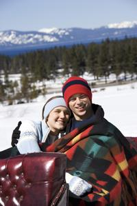 Private Tour: Lake Tahoe Sleigh Ride
