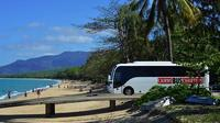 Private Arrival Transfer 7 seat vehicle:  Airport to Cairns hotel