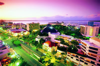 Private Arrival Transfer: Cairns Airport to Hotel
