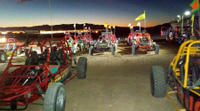 Extreme Dune Buggy Night Tour from Las Vegas