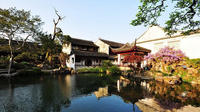 Private Suzhou Day Tour of Tiger Hill and Gardens