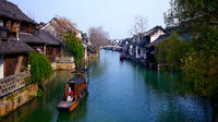 Private Wuzhen Water Town and West Lake Day Trip from Hangzhou