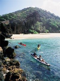 Pali Sea Cliff Kayak Discovery